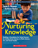 Coming Soon: Nurturing Knowledge a new book by Prof. Neuman