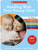 Cover of Reading with your young child